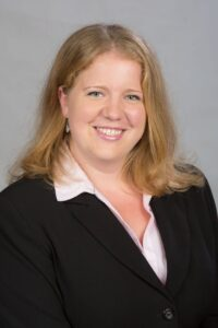 dr. Anita FARKAS K. LL.M. associate, specialized in the field of Banking and Capital Markets